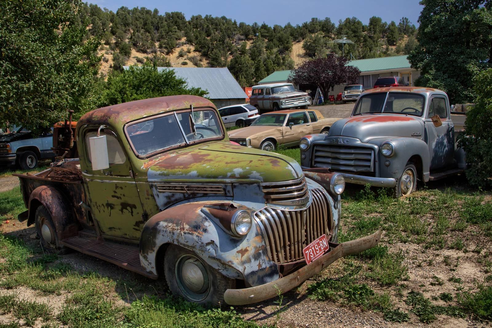 Old Chevrolet, Arizona